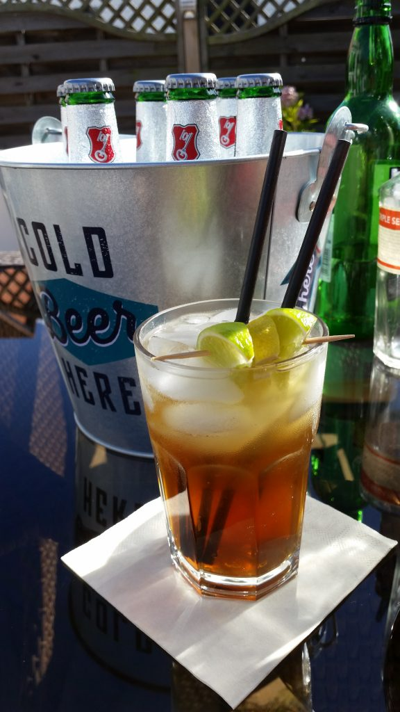 Long Island Iced Tea-Cocktail