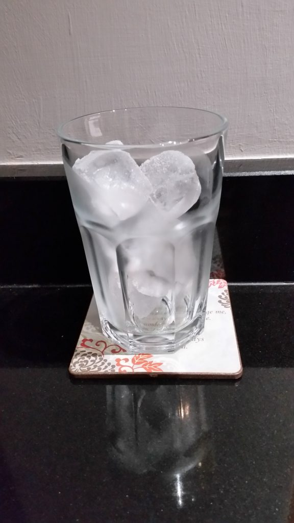 It's All About the Ice-Cocktails