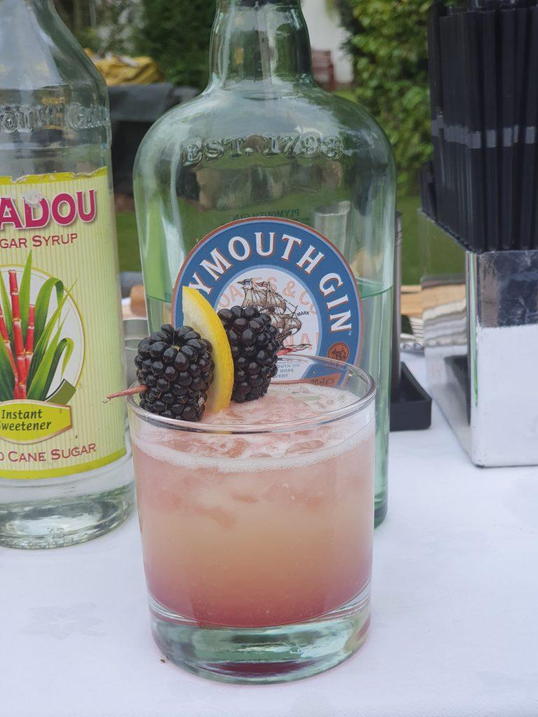 Bramble-Cocktail