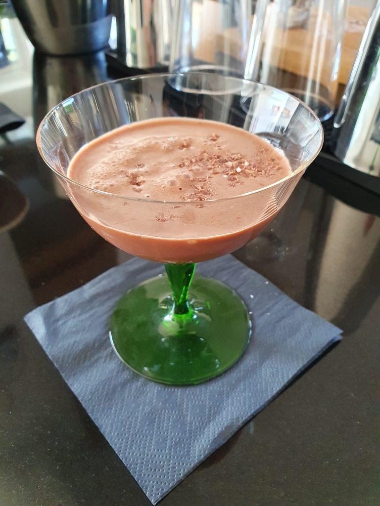 Chocolate Martini-Cocktail