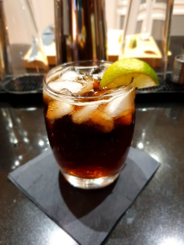 Cuba Libre-Cocktail
