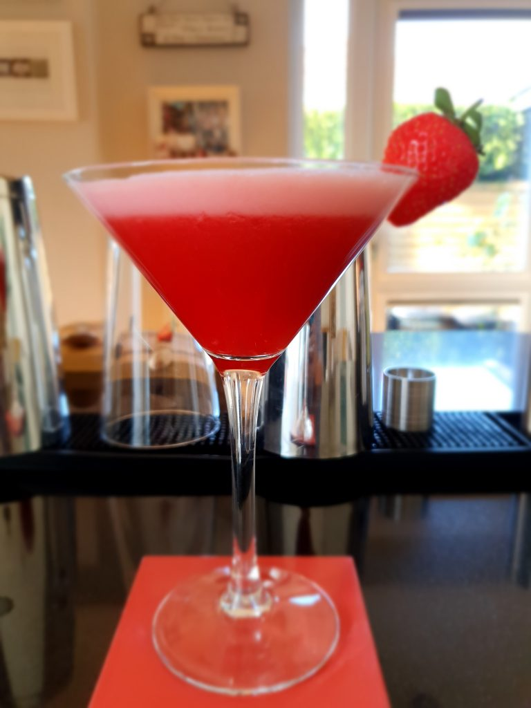 Strawberry Daiquiri-Cocktail