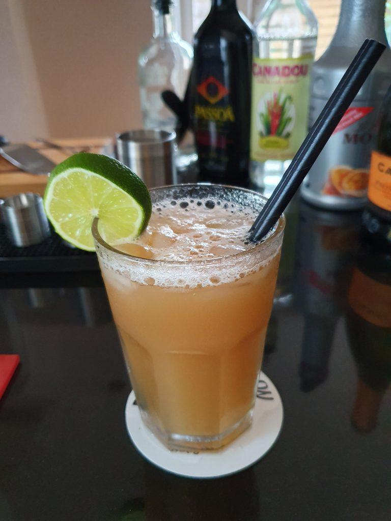 Alabama Slammer-Cocktail